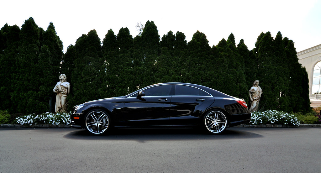 2012 mercedes benz cls550 on concept one executive rs 55. Black Bedroom Furniture Sets. Home Design Ideas