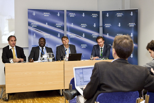 2011 World Water Week UNEP Press Conference_2
