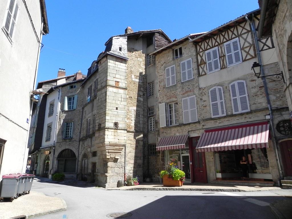 Saint-Léonard-de-Noblat, Haute-Vienne, France
