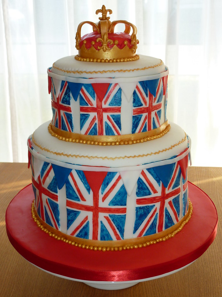 British Cake In A Can