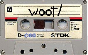 'Cassette Tape' Still in the Dictionary