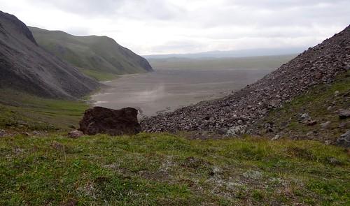 trekking kamchatka vulcanotolbachinskaya
