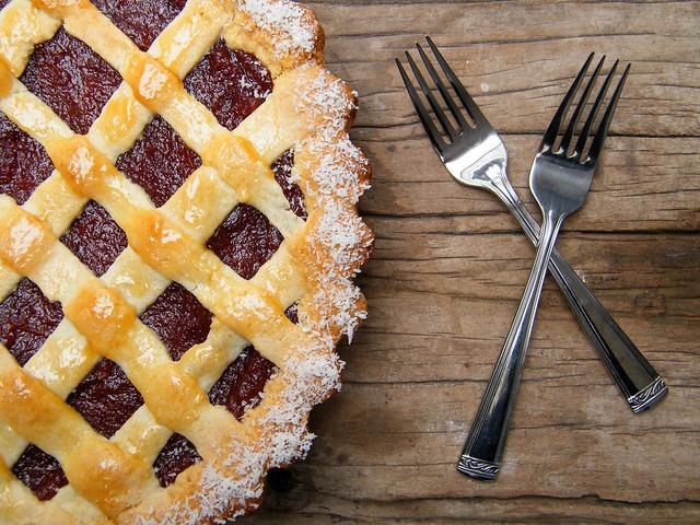 Pasta Frola | Quince Tart