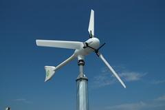 Una turbina Windspot