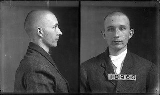 Anderson, Luther. Inmate #10960 (MSA)