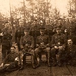 British soldiers ww1 - Royal Army Medical Corps (RAMC) 1171