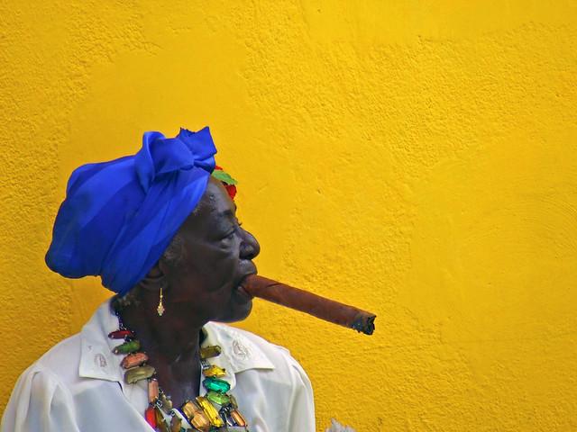 Havana Woman