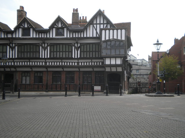 Tudor House de Southampton