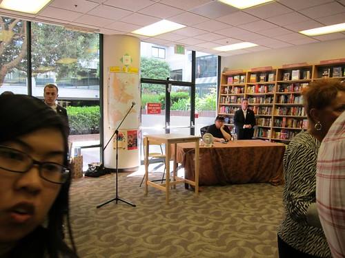 Michael Moore, Books, Inc., San Francisco IMG_7851