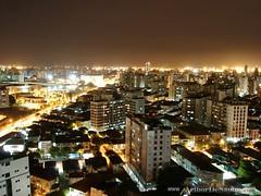 Cidade de Santos Noturno