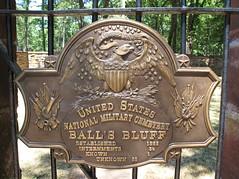 Ball's Bluff Battlefield