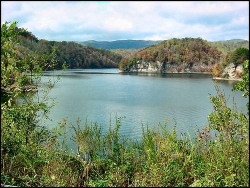 park county lake southwest virginia va co breaks dickenson swva flannagan