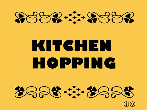 Buzzword Bingo: Kitchen Hopping