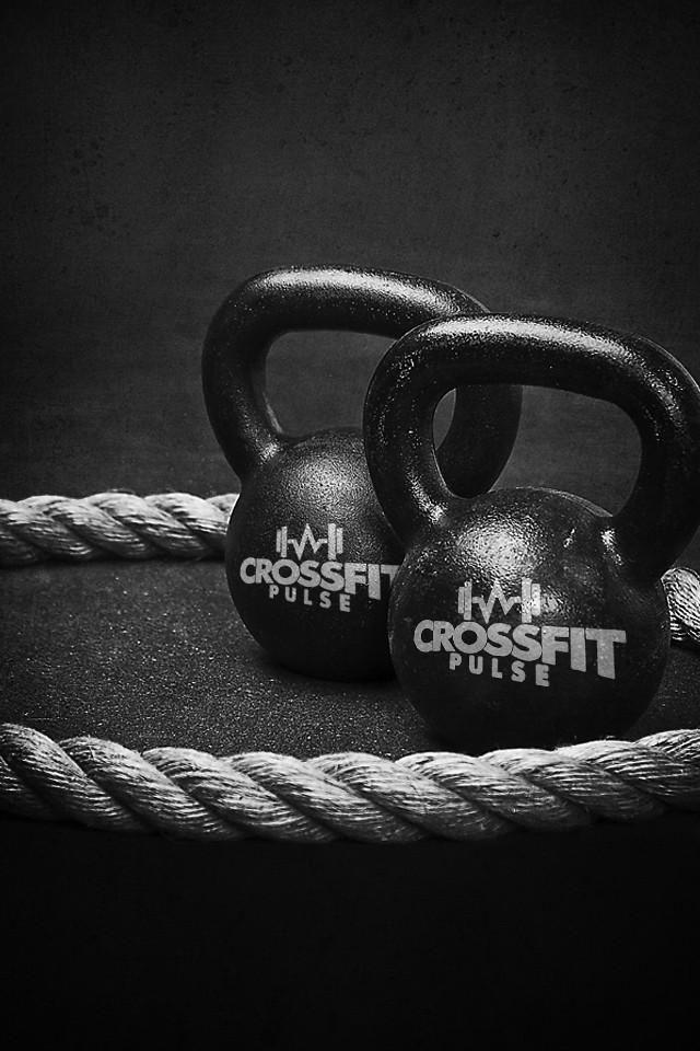 CrossFit iPhone - Kettlebell 2
