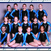 Gymnaworld Level 5 Team Photo w/ Motionwear Gymnastics Leotards