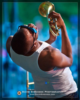 Trombone Shorty & Orleans Avenue - Appel Farm 2011