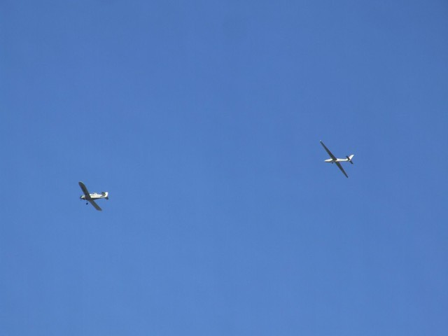 Header of aerotow