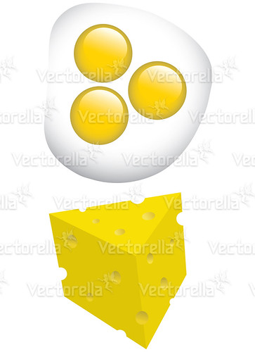 eggs and cheese