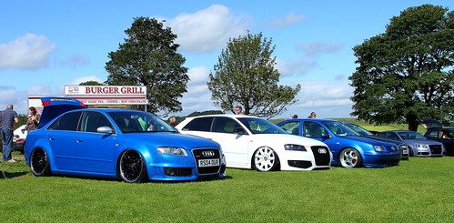 Show Car Line Up