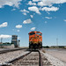 BNSF - Idling In The Siding