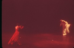 Dance performance at Bumbershoot, 1970s