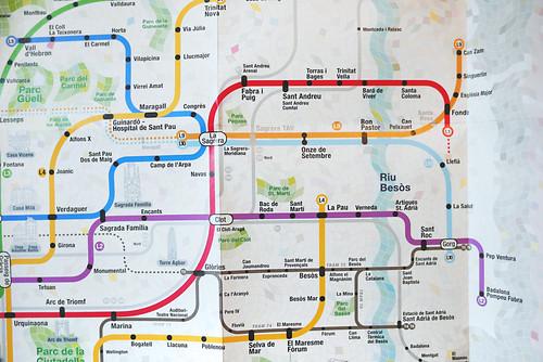 BCN City Map