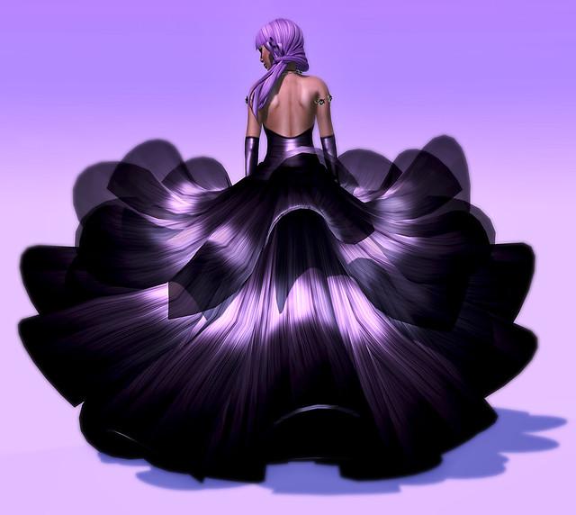purple is my favorite color. Black Bedroom Furniture Sets. Home Design Ideas