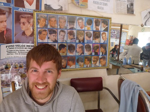 Day 44 Haircuts And More Accidents In Tupiza A Chinese Nomad