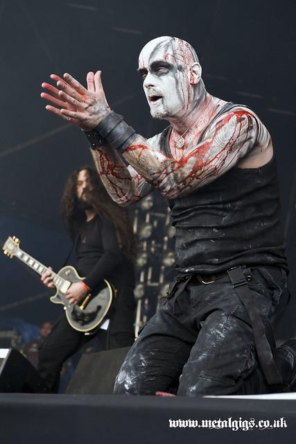 Primordial May 2012 uk gig listings metalgigs metal gigs Winterfylleth Hell Moho live o2 academy islington
