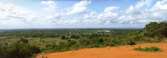 Kenyan landscape, getting to Malindi