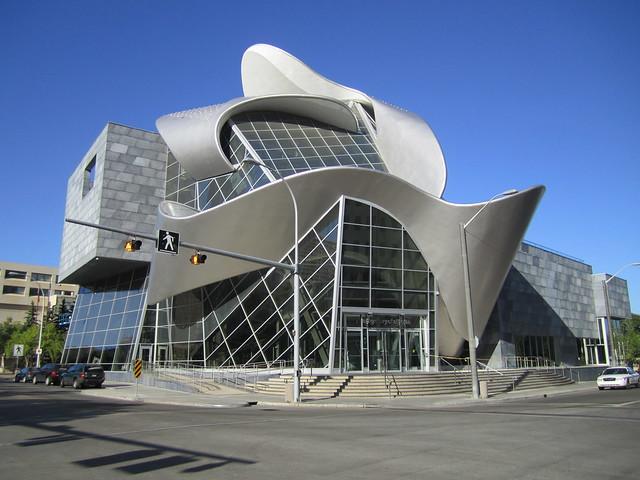 Art Gallery of Alberta by CC user mastermaq on Flickr