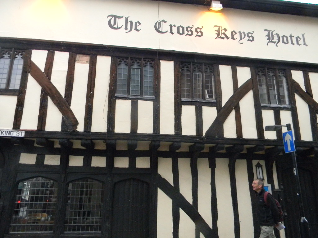 Cross Keys, Saffron Walden Great Chesterford to Newport