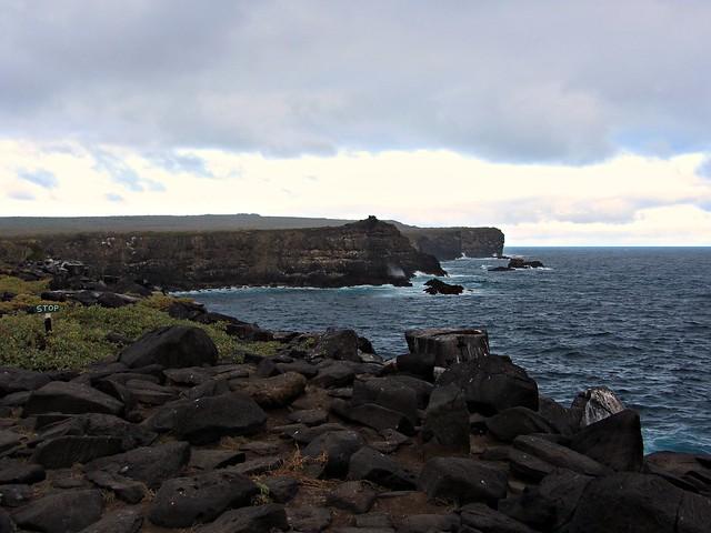 Española Island (aka Hood Island) by claumoho, on Flickr