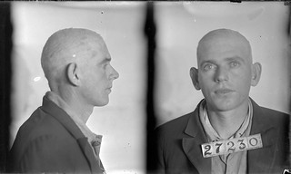 Howard, Claude. Inmate #27230 (MSA)