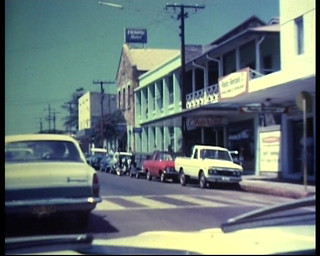 Photograph 0413 - Darwin's Vic Hotel in August 1972