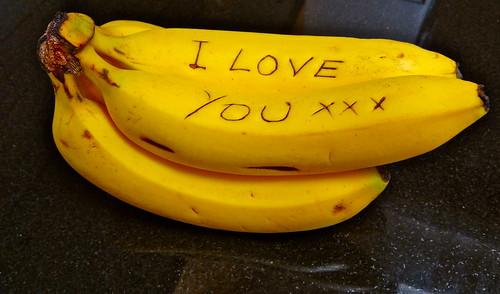 Going Bananas Over You ! (Explored #88)