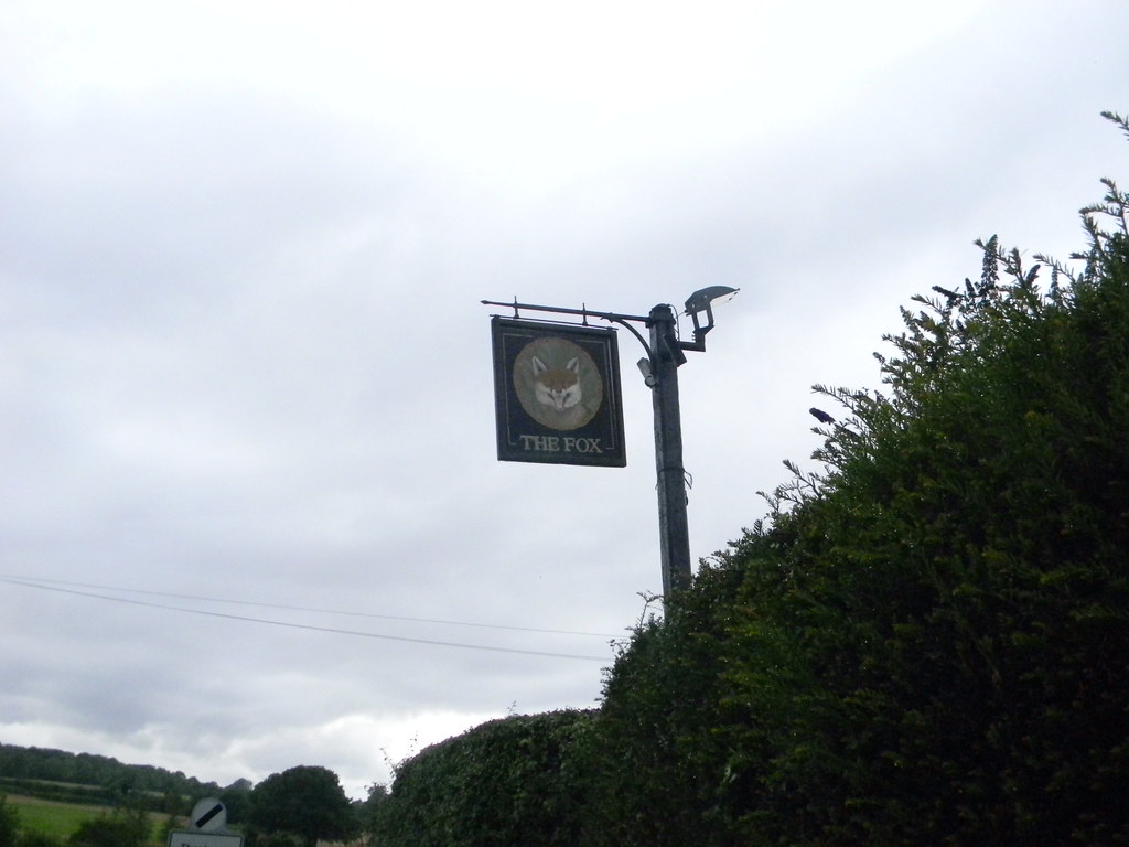 Welcome sign North Waltham. Overton Circular