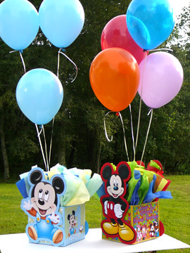 12 inch baby mickey mouse decorations handmade supplies for Baby mickey mouse decoration