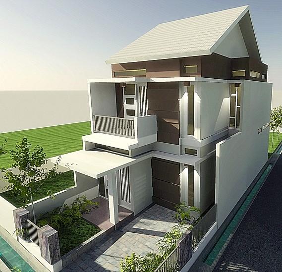 Desain Rumah 5 5x15