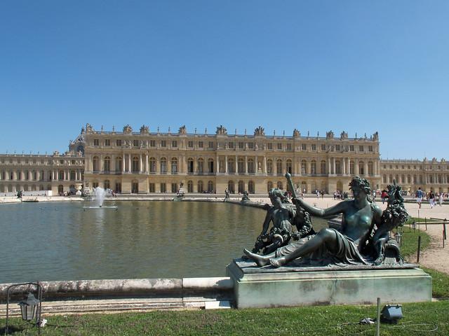 Château de Versailles (Yvelines).