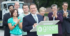 Mike Schreiner 2011 Campaign Launch