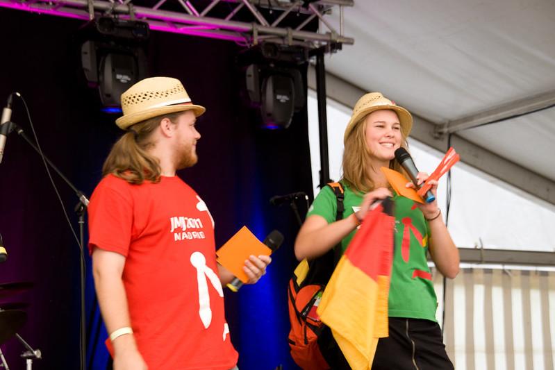 faithbook - Fest des Glaubens 2011 - Moderatoren