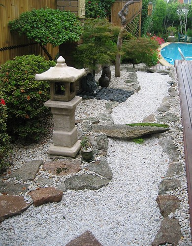 JAPANESE GARDEN GUIDE To Styles Design Zen Lanterns
