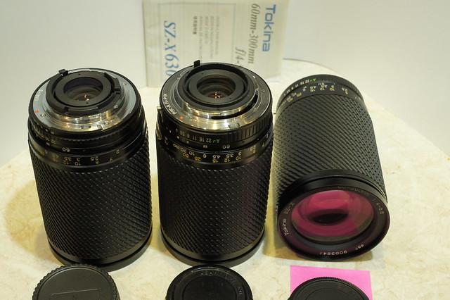 Tokina SZ-X 60-300mm  1:4-5.6