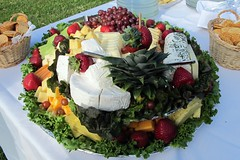 meal, lunch, salad, brunch, floral design, buffet, produce, food, dish, picnic,