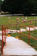 lawn game, recreation, outdoor recreation, public space, playground, park,