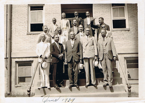 WV Medical Society Convention 1939