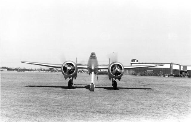 Grumman XP-50 1