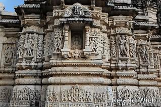 Ranakpur - Parshvanatha Temple