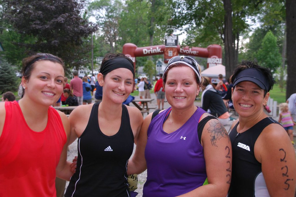 Vermilion Triathlon - 2011